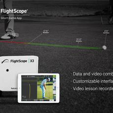 Flightscope X3 Fusion Tracker Now at Precision Golf
